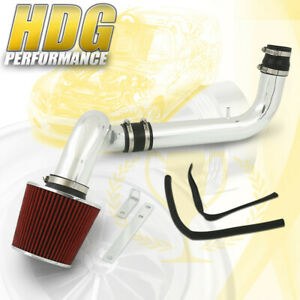 94 01 Acura Integra Dc2 Gs Rs Ls 1 8l Cold Air Intake Induction Kit Red Filter