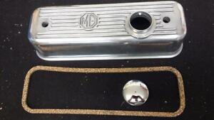 Mg Mgb Alloy Rocker Cover Gasket And Cap