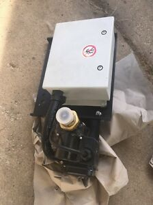 Lot Of 2 375 4745 Water Jacket Heater Gp Jw Part No 375 4745 For Gensets
