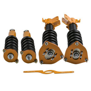 Full Assembly Coilovers For Subaru Outback 2000 01 02 03 04 Adjustable Height