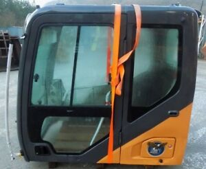 Case Cab To Fit D Series Excavators Slight Damage Free Uk Delivery Inc