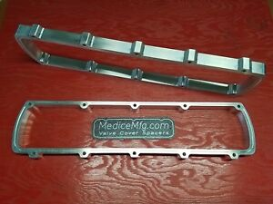 Valve Cover Spacers 1 Oldsmobile 350 455 With Gasketlok Olds