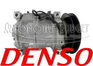 A C Compressor W Clutch For Isuzu Npr Npr Hd Npr Xd W Diesel Engine New Oem