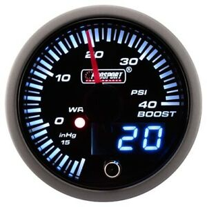 Prosport 52mm Jdm Series Boost Gauge 216jdmbo R Psi Ps108