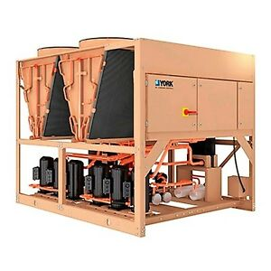 2019 York 90 Ton Air Cooled Chiller 460v New W Warranty In Stock 80 100