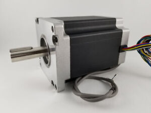 2975 Oz in Stepper Motor With Encoder For Mill Engraver Cnc