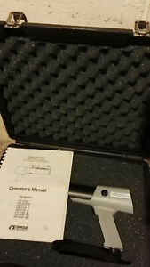 Omega Omegascope Os Infrared Pyrometer W Carrying Case