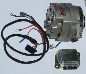 Hehr Powerline Alternator Regulator And Harness No Core Charge