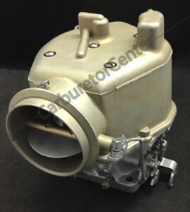 1951 Mercury Holley 885 Carburetor remanufactured