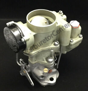 1953 1958 Studebaker Carter We Carburetor Remanufactured
