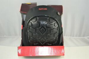 Spivak Knee Pads For Construction Gardening Cleaning Ect black