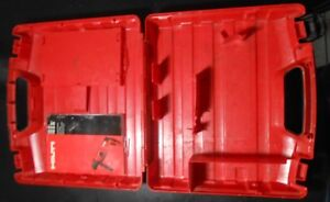 Hilti Te 2 s Rotary Hammer Drill Case Only
