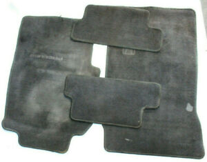 1997 2001 Honda Prelude Interior Floor Mat Set Front Left Right And Rear J6920