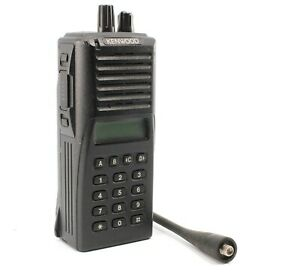 Kenwood Tk 385 Uhf Fm Transceiver Two Way Radio Read Description