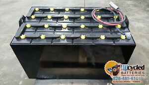 36 Volt Fully Refurbished Forklift Battery 18 85 21 With Core Credit