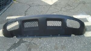 2004 2005 2006 2007 Vw Touareg 7l Front Bumper Cover Lower Valance 04 07