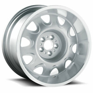 U s Wheel Mopar Rallye 619 17x8 5x114 3 Offset 6 Silver machine qty Of 4