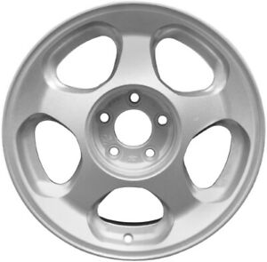 1994 95 1996 97 1998 Ford Mustang Wheel 17x8 Gt 5 Spoke Without Expo