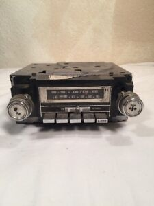 Oem Gm Delco 78 84 Am fm 8 track Radio 16009970 Gm2700 995998