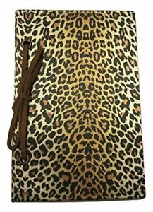 Leopard Fabric Pattern Small Note Book