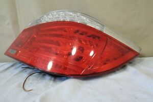 08 09 10 Bmw 5 Series E60 Sedan Outer Corner Taillight Right Passenger Led Oem