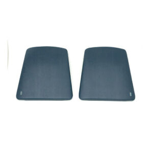 Camaro Bucket Seat Back Panels Dark Blue 1969 33 184527 1
