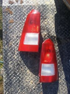 Tail Light For 2000 2003 Ford Focus Lh Wagon