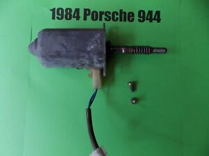 Porsche 944 Drivers Side Window Motor Left 1984 May Fit 924 Also Works Well