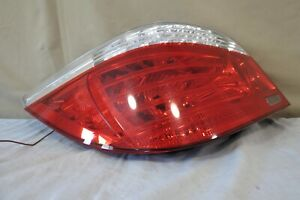 08 09 10 Bmw 5 Series E60 Sedan Outer Corner Taillight Left Driver Led Oem