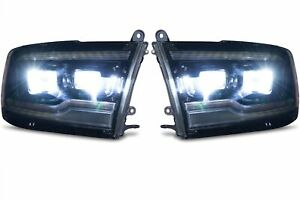 Morimoto Xb Led Headlight Assembly Plug Play 09 18 Dodge Ram 1500 2500 3500