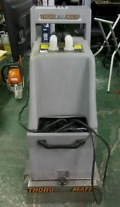 Thoro matic Tc88n Carpet Extractor Cleaner Shampooer local Pickup Only Ma