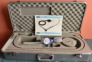 Storz 16fr Case With Leak Tester And Manual For 11272 Vn vnu Flexible Cystoscope