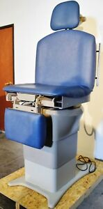 Brewer Assist 7000 Power Exam Chair Procedure Chair Table With Hand Control