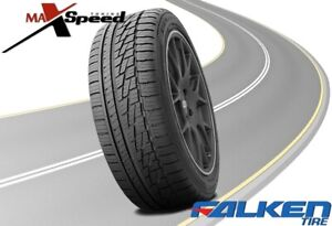 qty Of 1 Falken Ziex Ze 950 A s 195 50r15 82h Blk All Season Performance Tires