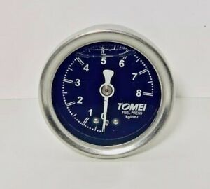 Tomei Universal Fuel Pressure Regulator Gauge 185111