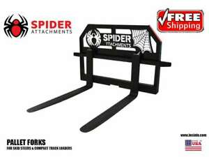 Spider Attachments Hd48 Heavy Duty Pallet Forks
