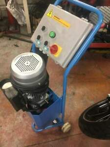 Low Rise pad Lift 110 60 Hydraulic Power Unit