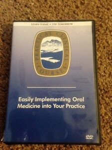 Easily Implementing Oral Medicine Into Your Practice Dental Dvd
