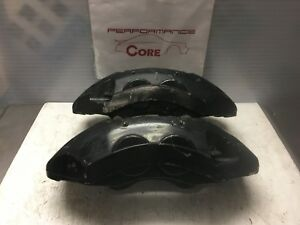 Bmw X5m X6m Package Brembo Caliper Front Left Right Pair