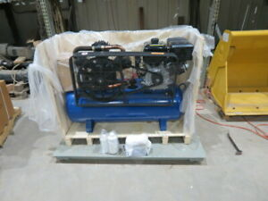 14 Hp Gas Air Compressor New 60 Gallon Tank