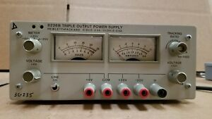Hp 6236b Triple Output Power Supply Good 1
