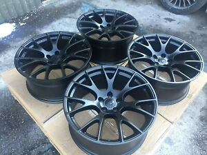 20 Dodge Charger Challenger Oe Hellcat Scatpack 392 Rt Hemi Wheels Rims New Set