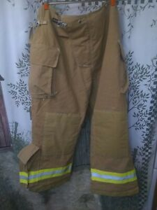 Size 52x29 Firefighter Turnout Bunker Trousers