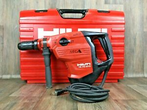 Hilti Te 70 Atc avr Rotary Hammer Drill Sds Max Te y 15 Amp Combihammer 74 75