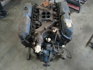 1969 Mustang Mach 1 351 Windsor Matching Numbers Engine Shelby Gt 350 351w