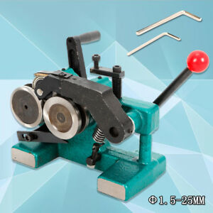 New Manual Punch Pin Grinder Machine 1 5 25mm Needle Grinding Tools Machine