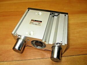 Smc Mgqm32 50 Pneumatic Cylinder Guided Actuator new