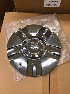 Zinik Z12 Mazotti Wheel Center Hub Cap Chrome Nx cap z151