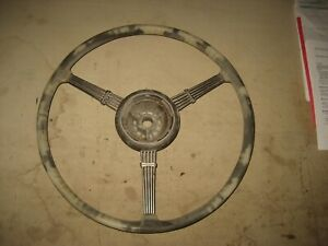 1938 Packard Accessory Banjo Steering Wheel Core Super 8 And 12 1937 1939