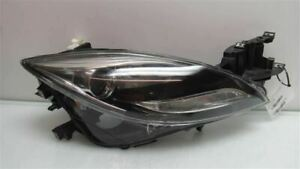 Mazda 6 Headlight Xenon Hid Right Headlamp Oem 11 12 13 2011 2012 2013